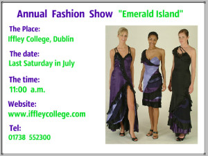 fashion show Emerald Island