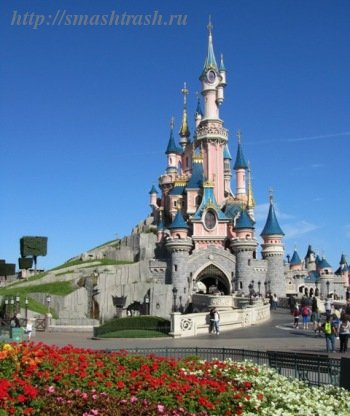 Disney Land, Paris